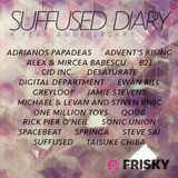 Greyloop's Guest Mix on Suffused Diary 050 | 4 Year Anniversary Show (2015-03-14)