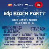 DubVision LIVE @ Nova Era EDP Beach Party 2018