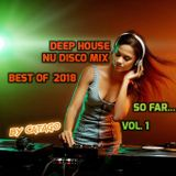 Best Of Deep House NU Disco 2018 vol. 1 by Catago