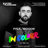 Paul Woods Live @ Electric Playground In Colour (27.06.15)
