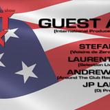 JP Lantieri live at the Laurent Schark Selection live show 5th edition