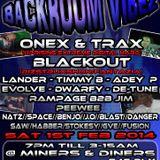 Backroom Vibez 1st Feb Rampage B2B DJ Jim - No Mcs Clay Cross//Chesterfield