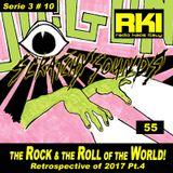 Scratchy Sounds Retrospective of 2017 Pt.4 'RKI Show Cinquantacinque [Serie 3 #10]