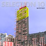 Selection 10 ME (Abril 2013 - Mixed by djjaq) Part.01