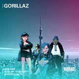 Gorillaz @ Boiler Room Tokyo - 24.06.18