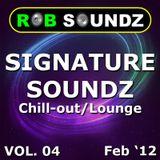 DJ Rob Soundz - Chillout-lounge demo mix