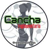 Cancha Reglamentaria   Noticiero Deportivo: Juegos Olímpicos & Futbol   12/Ago/16