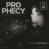 Diego Berrondo - Prophecy Radio Show @ TM-Radio (USA) 15.11.2019
