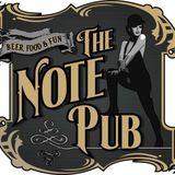 Live Rec - The Note Pub Timișoara