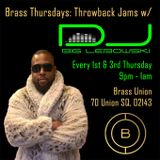 Brass Thursdays: July 16, 2015 part 1