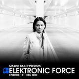Elektronic Force Podcast 171 with Ken Ishii