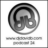 DJ David B - Podcast 24 - Shake'n That Ass