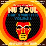 Nu Soul - That's what it is, volume 2
