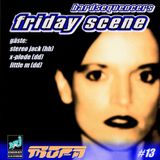 Hardsequencers Friday Scene /// Stereo Jack (HH) /// X-Plode (DD) /// Little M (DD) /// 28.02.1997