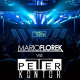 Mario Florek vs Peter Kontor live at TranceArena 02-24-2017