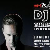 M2S presente DJ Hell live @ Studio Saglio - Strasbourg 20-04-2013