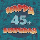 Vlada Stojanović - Happy 45th Birthday Hip Hop