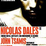Nicolas Dales Live at Mamacas (Athens) 06-08-2013