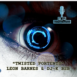 "Rhythm Nation Presents ""Twisted Portents"" - Leon Barnes & DJ-K B2B"