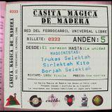 Casita Mágica de Madera - ANDEN 5