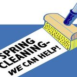 """Amazing April"" - Spring Into Cleaning!"