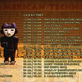 Cristian Myt  @Latin America Techno on Fnoob techno Underground Radio