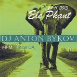 Anton Bykov - Ele Phant MFM Station 27.11.2013