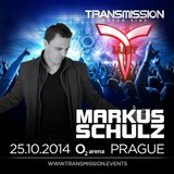 Markus Schulz  - Transmission 2014 Live Broadcast on AH.FM 25-10-2014
