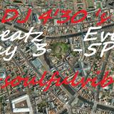 Recording of DJ 4'30's Housebeatz @ Soulfulvibe.com 29-11-2014