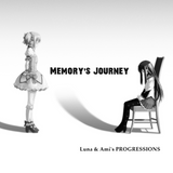 Melodic Progressions Show Memory's Journey By Luna & Ami