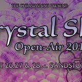 elChill LIVE PA Set @ Crystal Sky (Chilluminati)