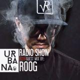Urbana radio show by David Penn #359 ::: Guest mix by ROOG