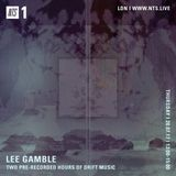Lee Gamble - 20th July 2017