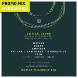 Critical Sound   Hyroglifics   Promo Mix   Bristol - 28th March 2015