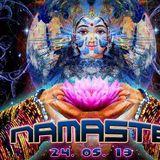 Seikken aka LEDE 1ra Hora + Moksha 2da Hora a fin - Namaste 24-5-2013@Vox