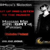 Hassaan Irfan guestmix to 28Meow's Selection 26.02.2012.