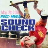 Soundcheck Rdu98.5 with Mudd. May 12 2013