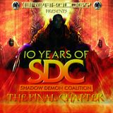 Nicky Blackmarket - SDC 10 years Final Chapter
