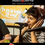 Entrevista con Jose Gahona cantante de Zona Ganjha en Rock&Arte Radio