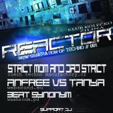 Strict Mom & Dad Strict @ Reactor (Klub Kolečko, Žilina (SK) 25.06.2016)