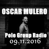 Oscar Mulero - Live @ Pole Group Radio Show (09.11.2016)