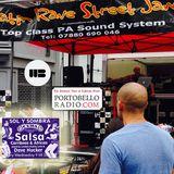 Portobello Radio Saturday Sessions @LondonWestBank with Dave Hucker: Carnival Latin Funk Warm Up.