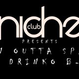 Xtor80 @ Drinko's Bday at Niche Club Ghent 14-02-15