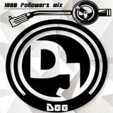 1000 follower mix