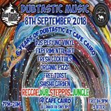 6 Years of DubTastic at Cafe Cairo - Promo Mix 2018
