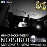 NOISIBOI- Hiphopbackintheday Show 64