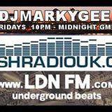 MarkyGee - LDNFM - Freshradiouk - Friday 9th December 2016