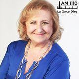 Silvina Luna en Agarrate Catalina 18-11-17
