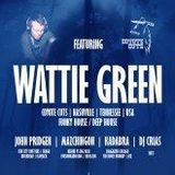 Wattie Green - Live @ Korova San Antonio TX 10-12-12