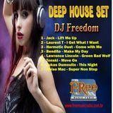 Deep House set 2016 - vol 1 - by DJ Freedom